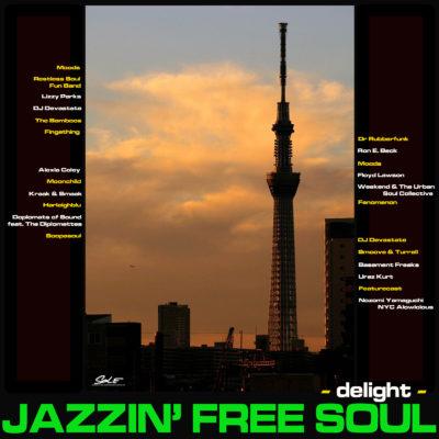 Jazzin' Free Soul